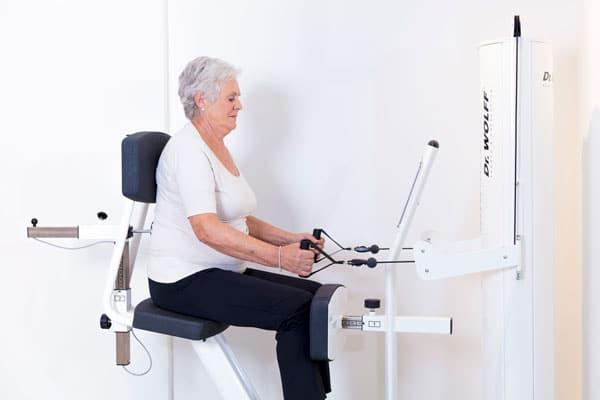 CORPORE praxis.training.vitality Penzberg RTC Dr. Wolff Rückentherapie Center