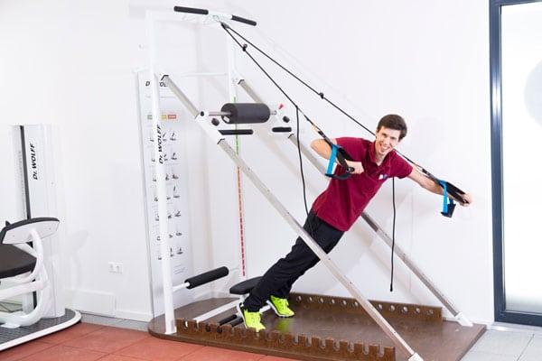 Medizinisches Fitnesstraining - Corpore Gesundheit