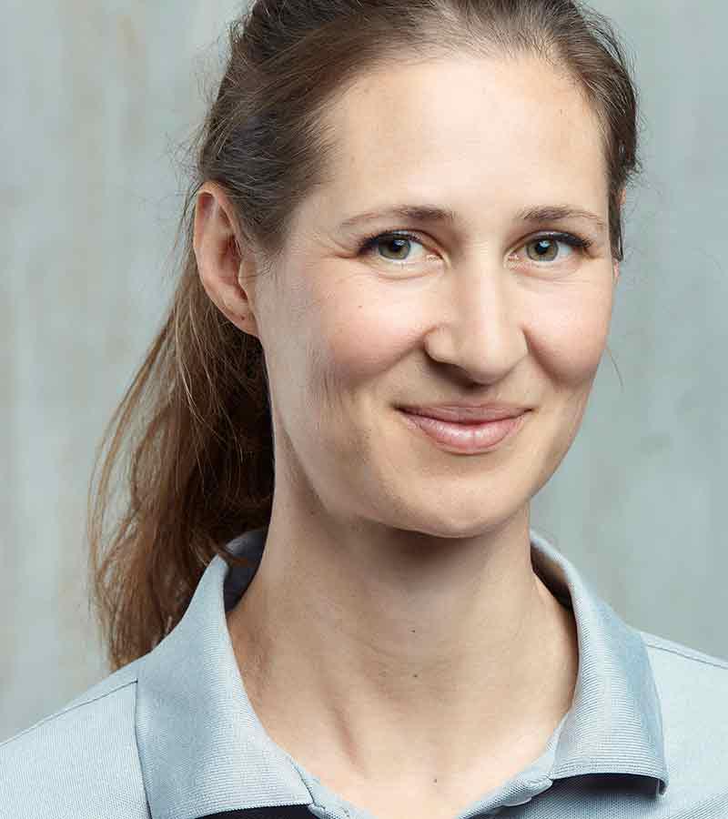 Barbara Specht - Heilpraktikerin für Physiotherapie