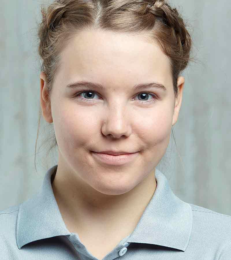 Katharina Heiland - Physiotherapeutin