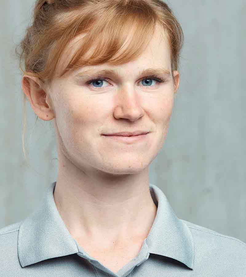 Miriam Fugel - Physiotherapeutin