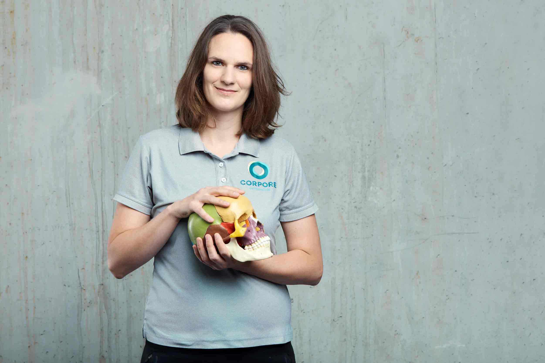 Verena Wulf - Osteopathin Corpore Gesundheit