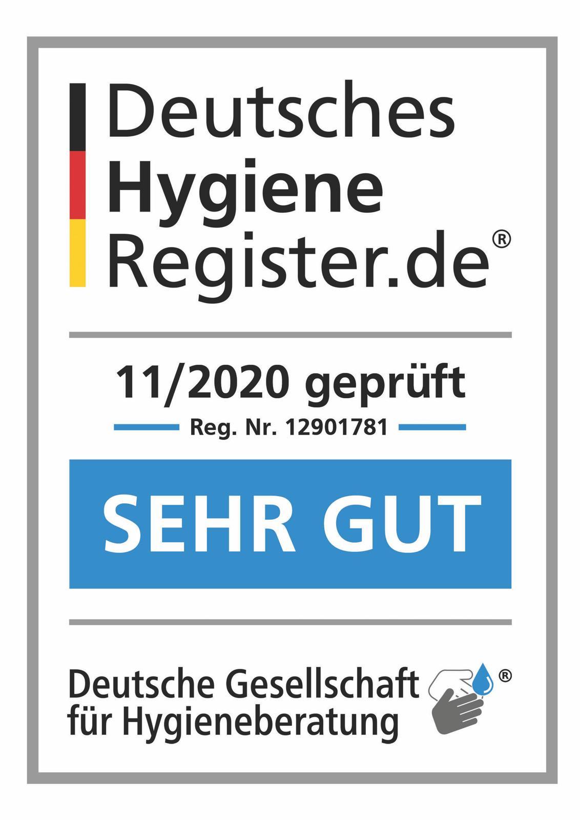 Deutsches Hygiene Register