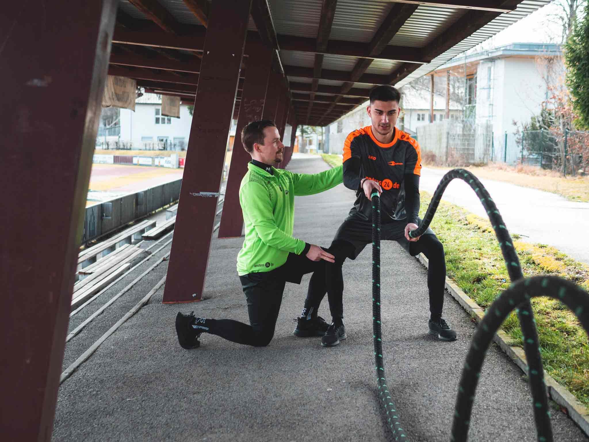 Athletiktraining bei Corpore Gesundheit