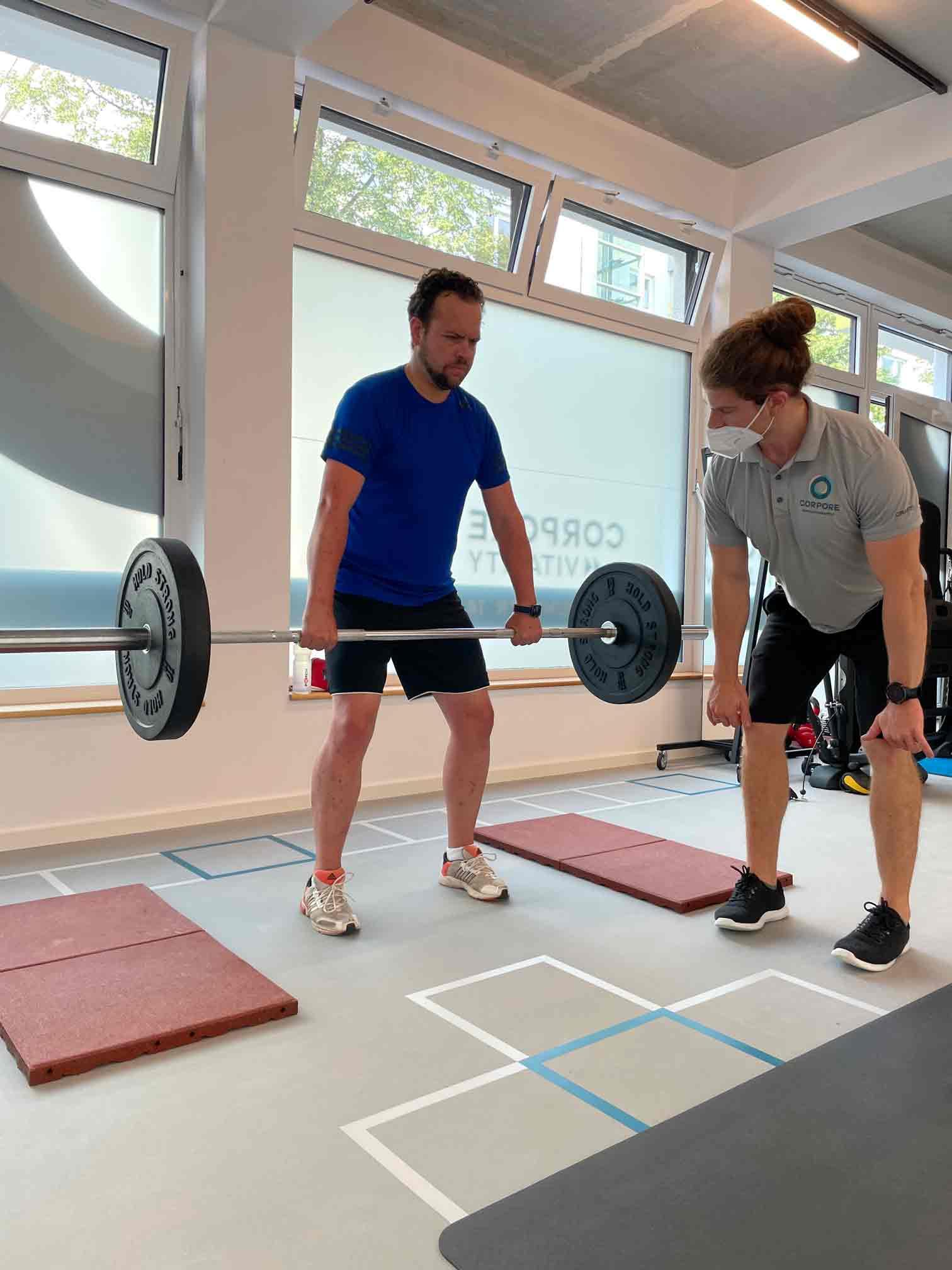 Corpore Gesundheit Penzberg Personal Training