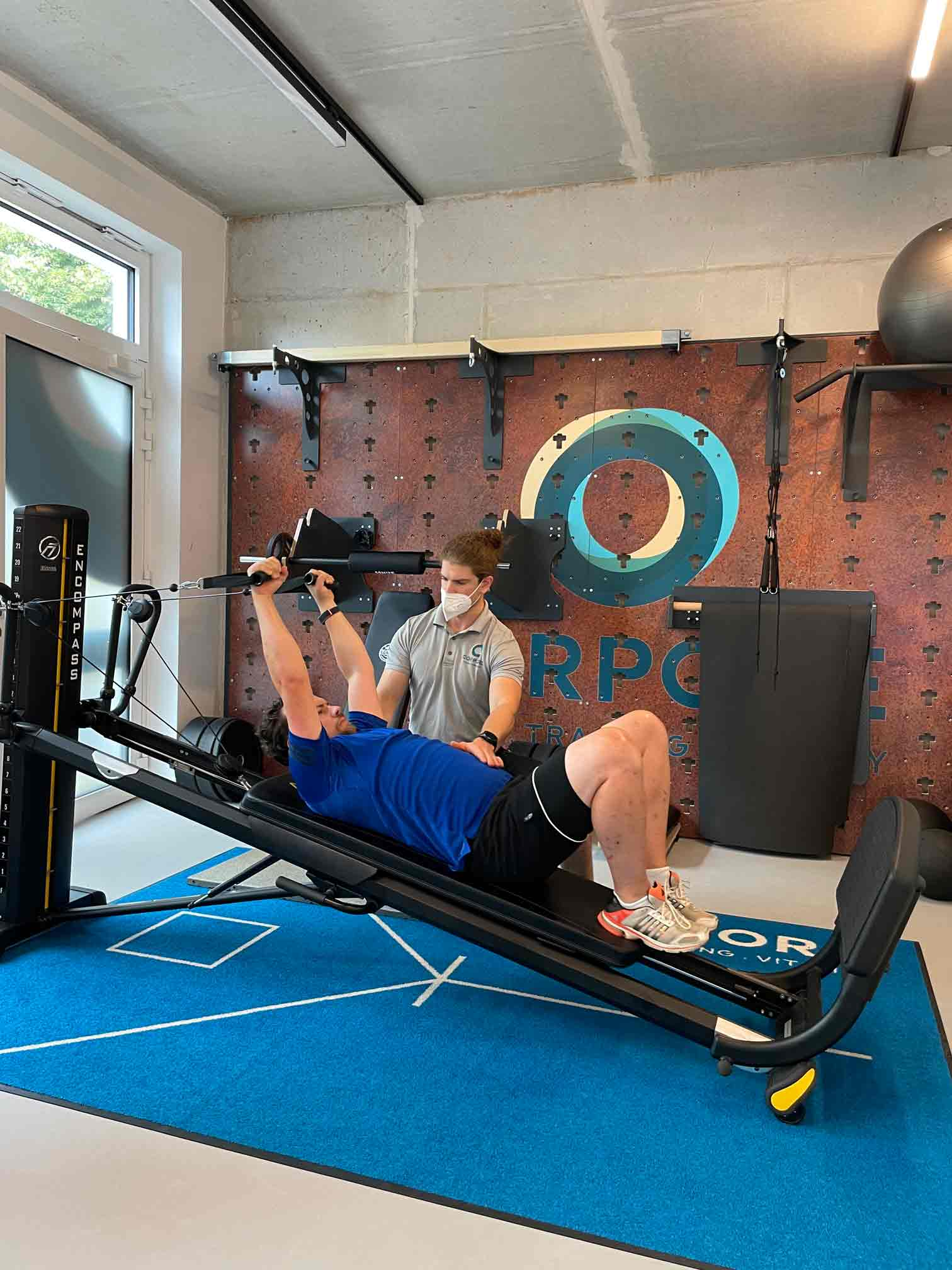 Personal Training langfristige Erfolge Corpore Gesundheit