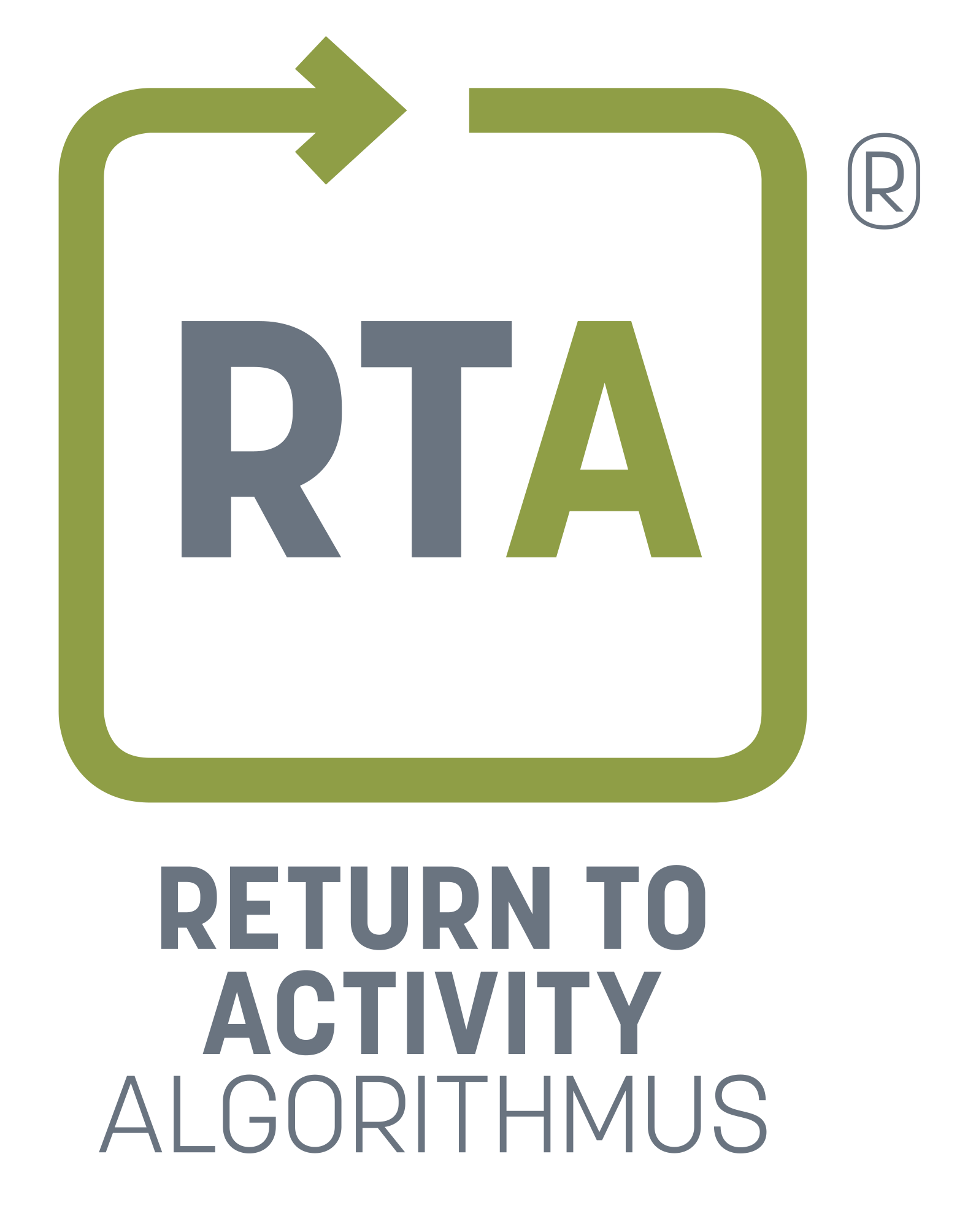 Logo RTA Return to Activity