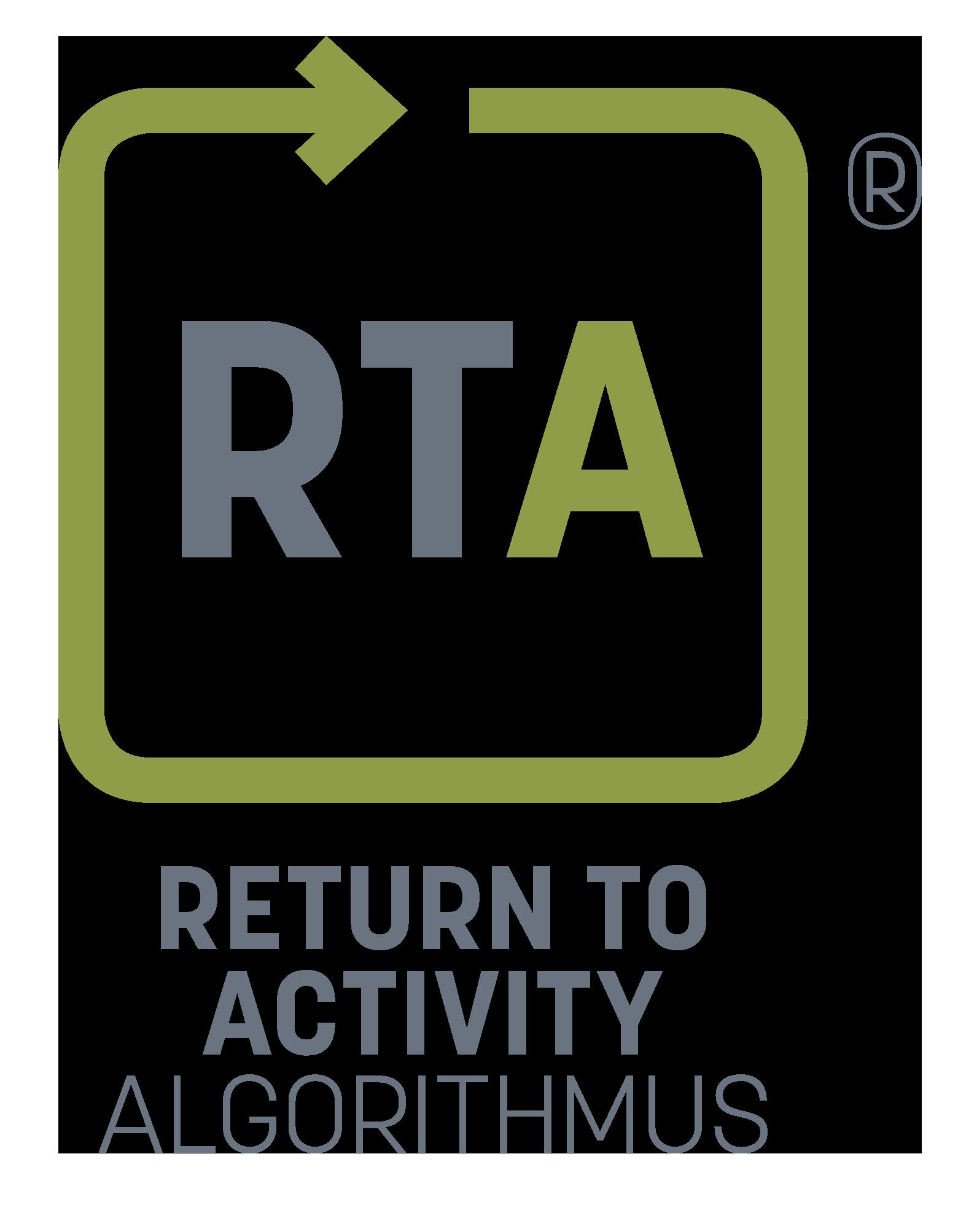 Logo RTA Return to Activity