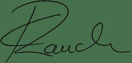 Unterschrift Carsten Rauch
