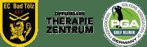 Logo EC Bad Tölz & PGA Golf Klinik - Therapiezentrum
