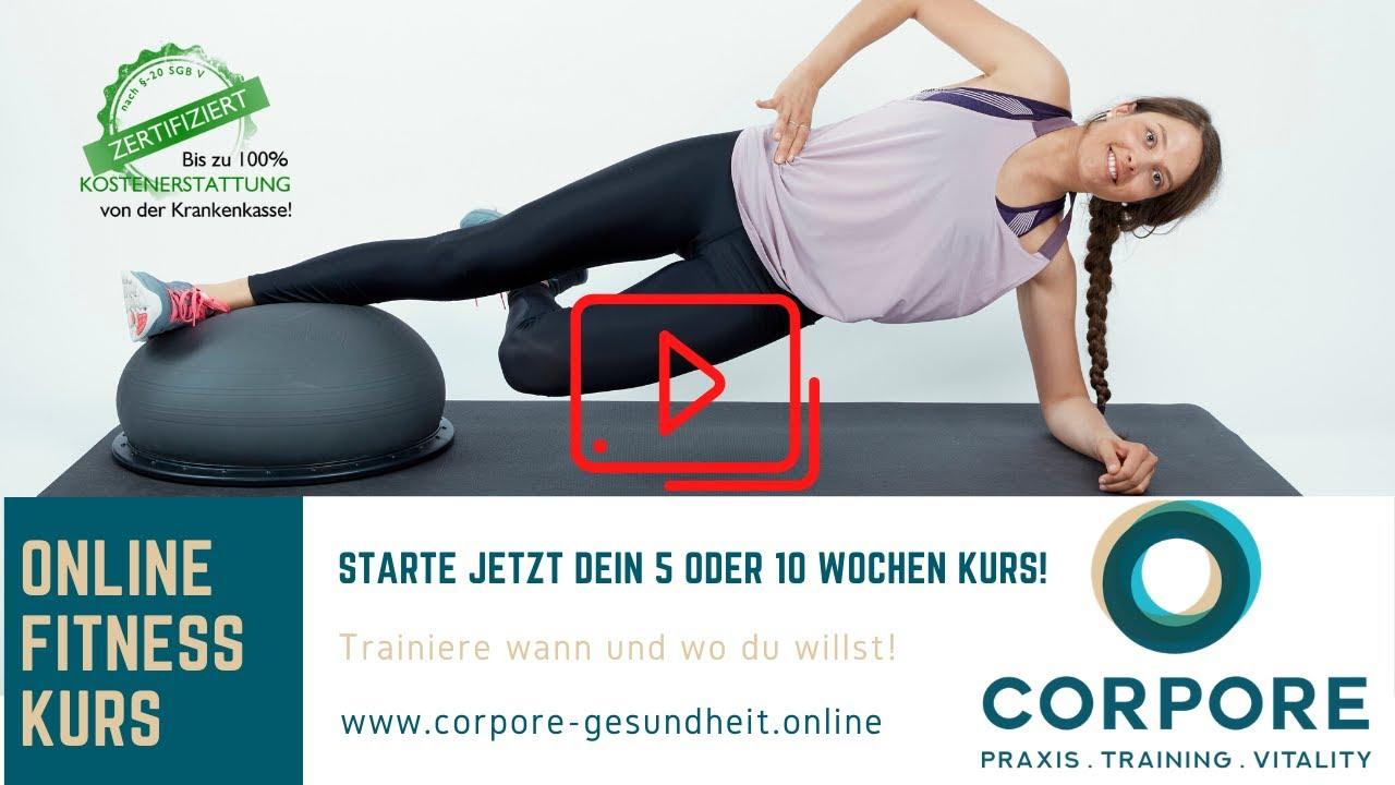 Thumbnail Online Fitness Kurs